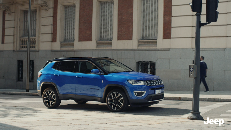JEEP Speeds into the Green Revolution with Hybrid Renegade Campaign