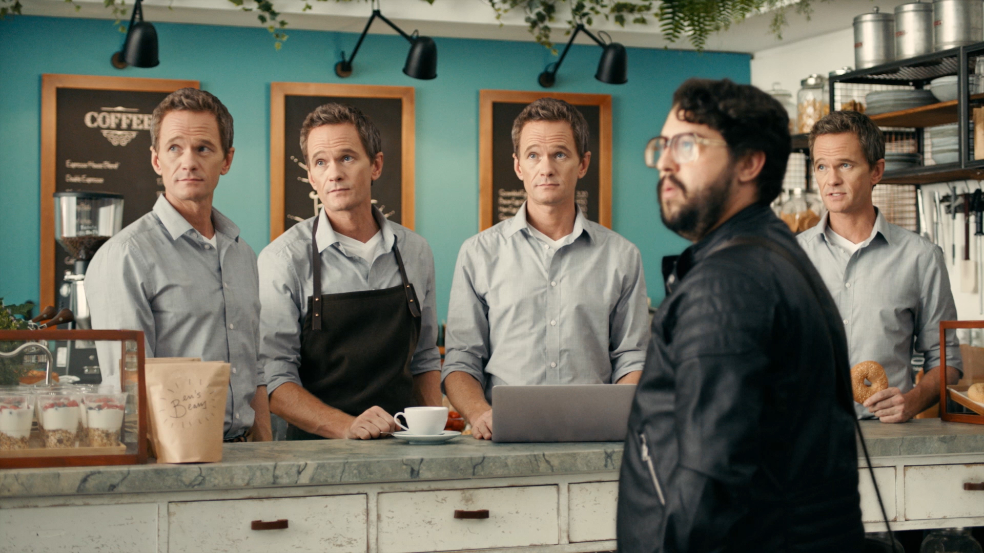 This Ad Contains as Much Neil Patrick Harris as You Can Handle, If Not More