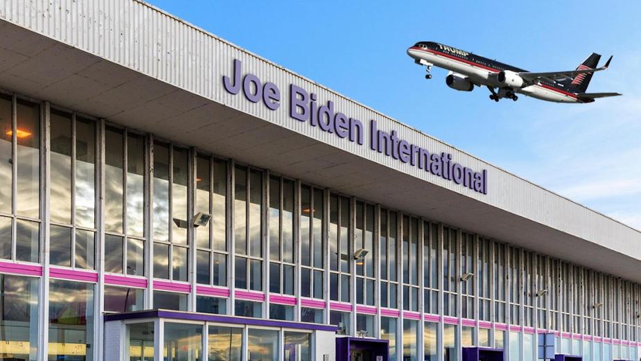 BrewDog Launches Petition to Rename Scottish Airport 'Joe Biden International'