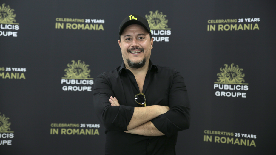 Publicis Bucharest Named Top Nine Agency in the World