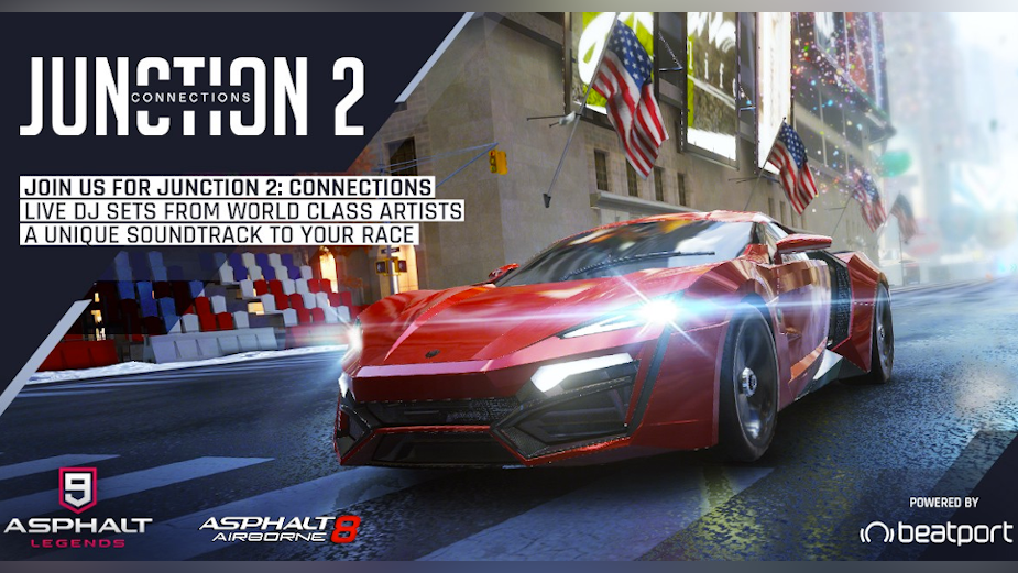 Gameloft for brands and LWE Announces Attend Junction 2: Connections Collaboration