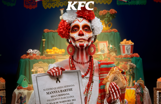 Publish Your Own Obituary and KFC Will Give You Free 'Chickadilla's for Life
