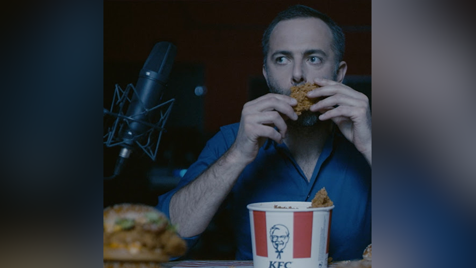 KFC France Dubs Movie Scenes with Crispy Chicken Tenders for Welcome Return to Cinemas