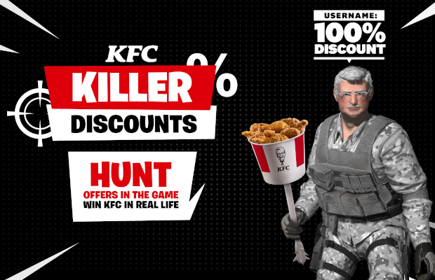 Why KFC Sent Gamers after Esport Pros in a Giant Fortnight Hunt