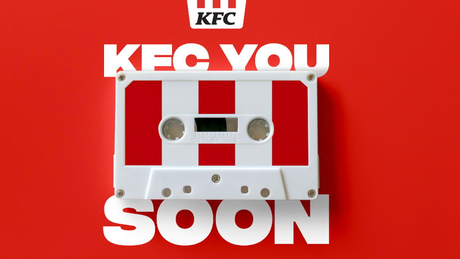 As Dine-In Reopens KFC Serenades Customers Back to Restaurants With 'KFC You Soon' Playlist