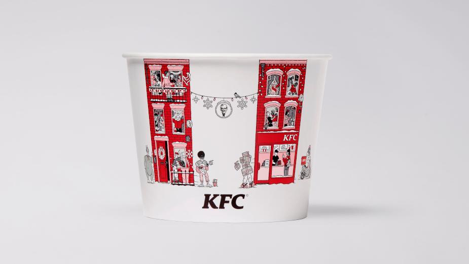KFC Brings Christmas to the Table