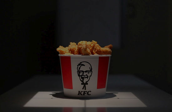 KFC Spain X-Rayed its Chicken to Prove its Authenticity