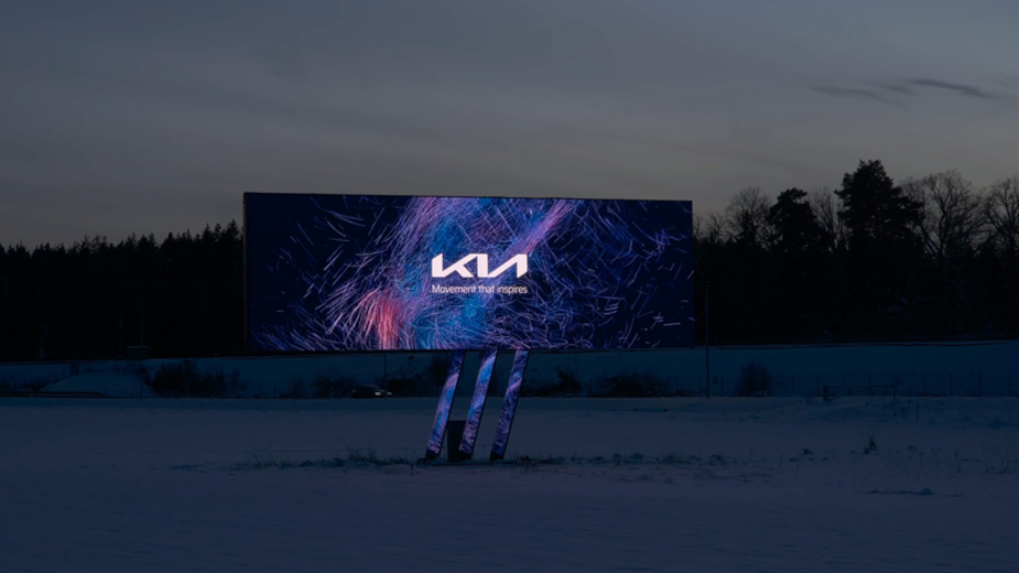 Kia Crafts the First Visual Campaign Scientifically Designed to Inspire