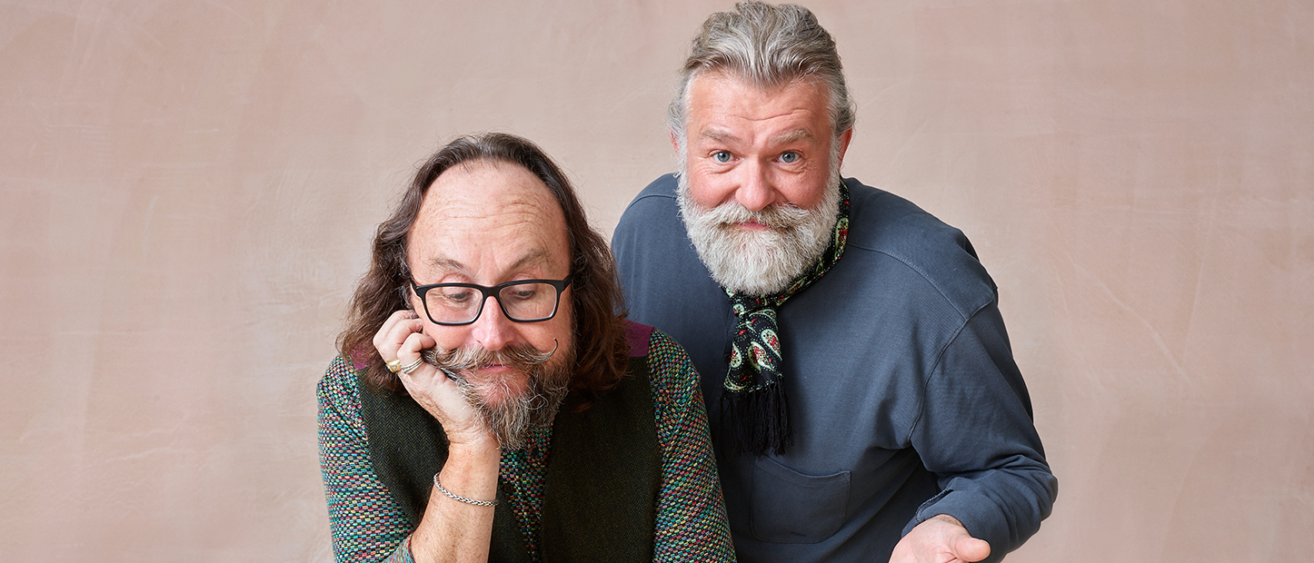The Hairy Bikers 'Cheat on Meat' in Campaign for Knorr