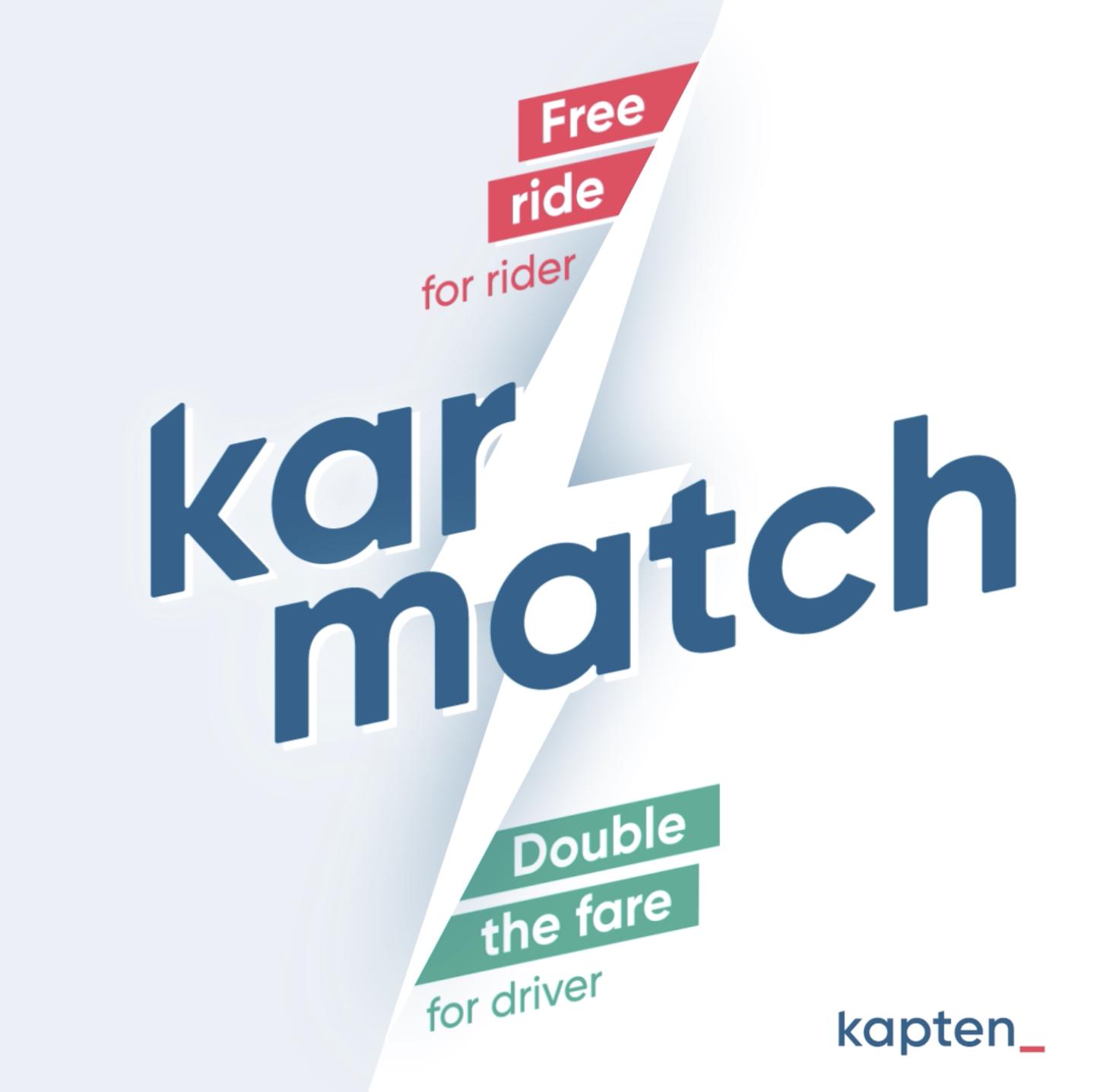Recipe Wins Lead Digital and Social Agency for Ride-Hailing App Kapten