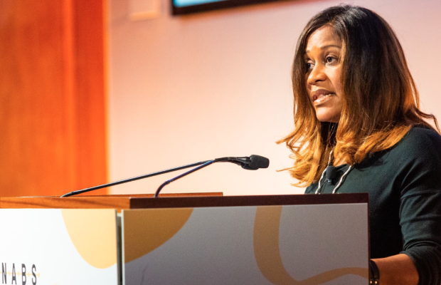 Karen Blackett at WellFest: 'Use Emotional Intelligence to Reverse Churn Rates in the Industry'
