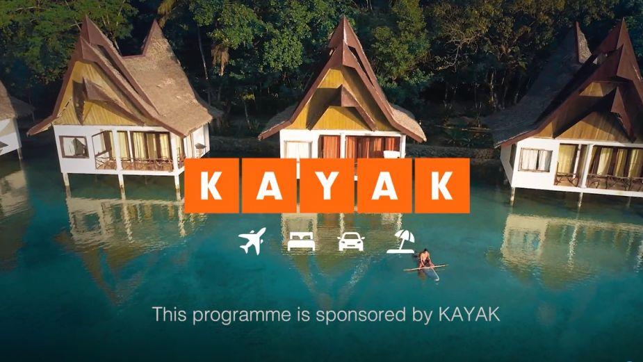KAYAK Primes Travellers for Summer by Sponsoring Family Guy and American Dad on ITV2