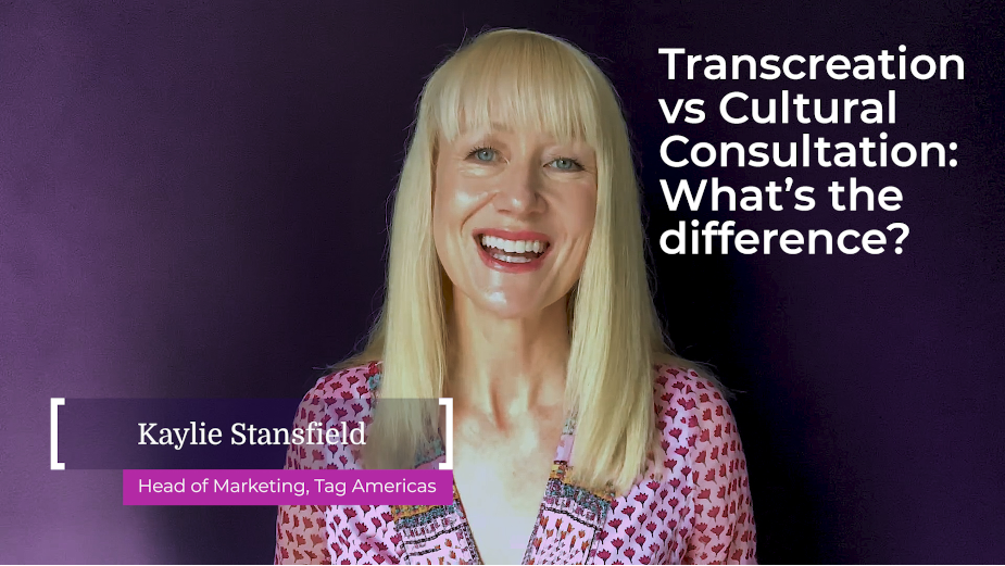 Transcreation vs Cultural Consultation: What's the Difference?