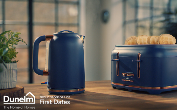 Dunelm Matches Up for Partnership with First Dates