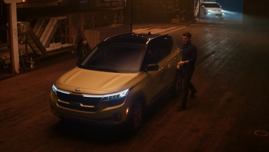Kia Launches Adrenaline-Fueled Summer Blockbuster 'The Features Film'