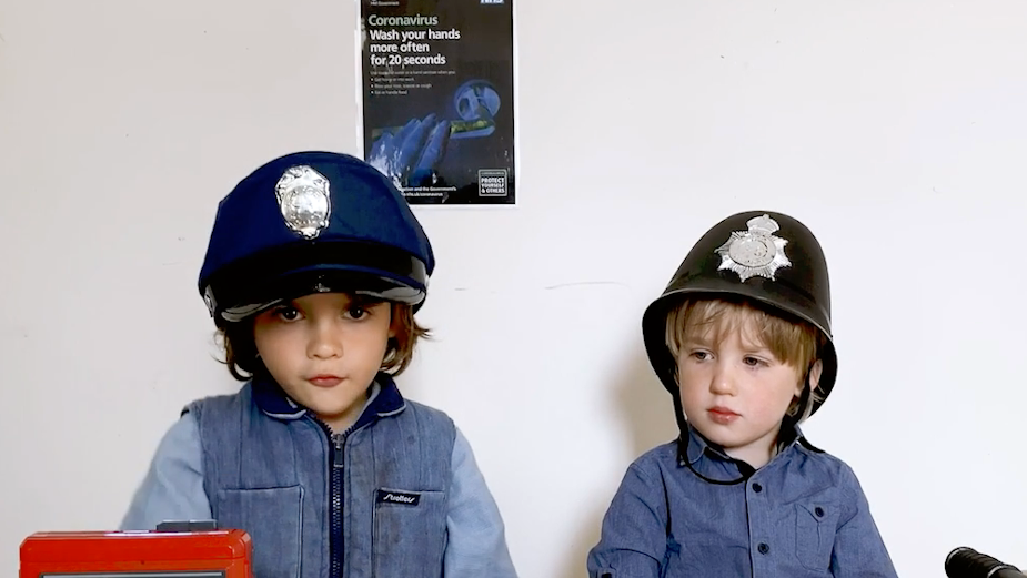 Director Mat Laroche's Kids Take Centre Stage for Witty Lockdown Spots