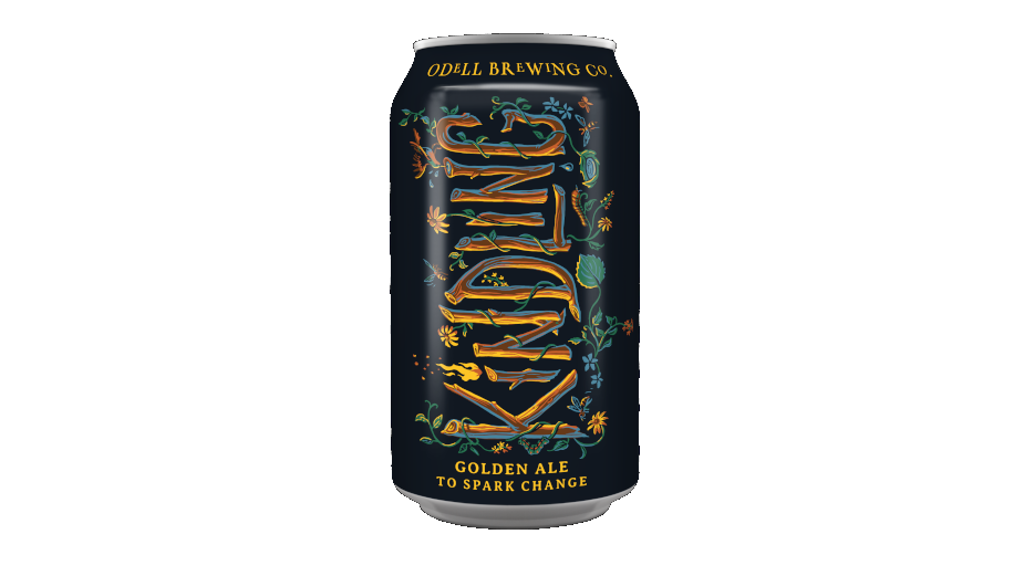 Odell Brewing Co. Sparks Change and Gives Back with New Beer 'Kindling'