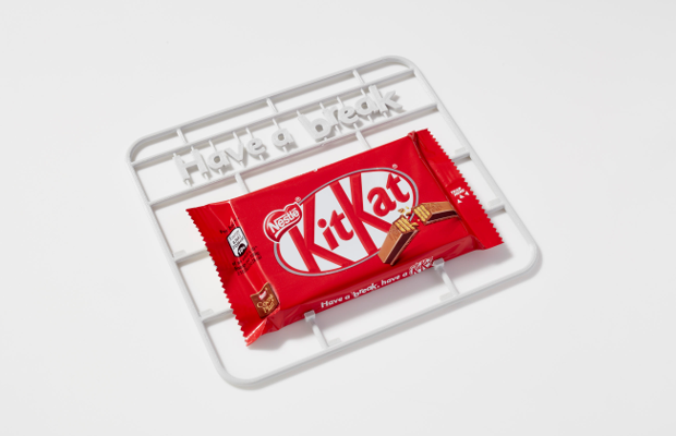 KitKat Reminds Dedicated Hobbyists to Have a Break