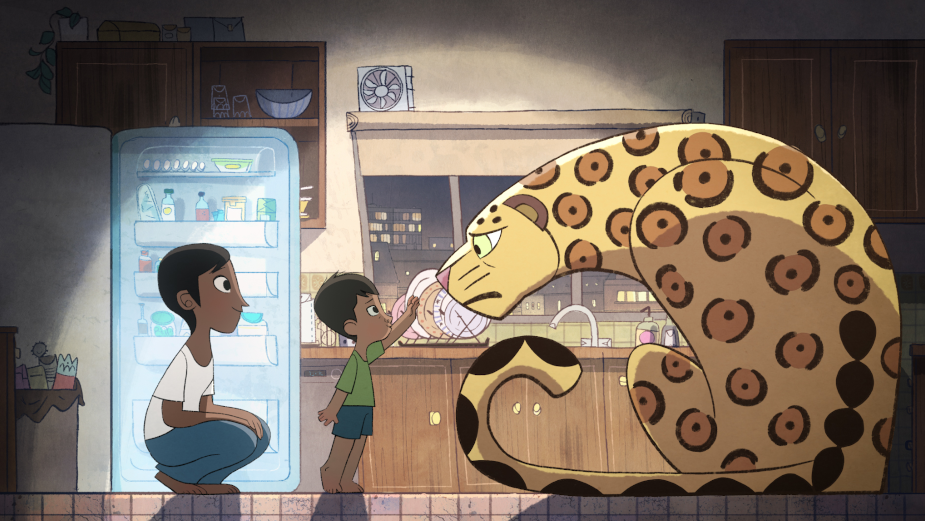 Greenpeace Brings Monsters to the Kitchen to Shed Light on Brutal Impact of Meat Industry