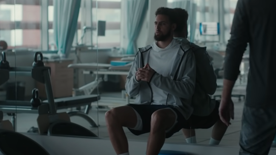 'Patience Builds Character' in Honest and Emotive Film on Klay Thompson's NBA Rise and Fall