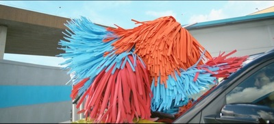 Carwash Brushes Get Down and Dirty in Latest Hyundai Campaign via Innocean Australia