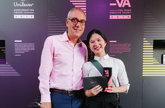 Jose Miguel Sokoloff on the 2018 MullenLowe NOVA Awards