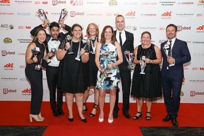 Clemenger BBDO, Melbourne Takes Home Grand Prix for TAC 'Meet Graham' at The 2017 AC&E Awards