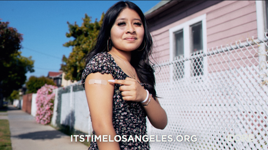 Makiné and Coalition Call on LA's Underserved Communitiesfor Vaccine Awareness Campaign