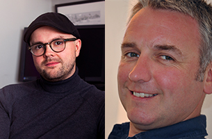 Danny Jones and Craig Reeves on Launching Pickled. Post Production