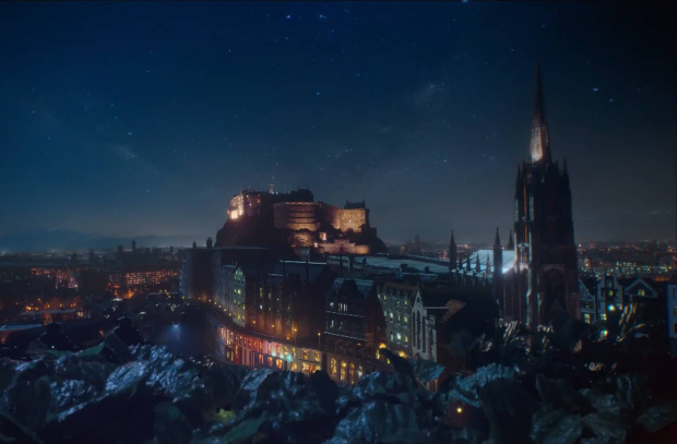 Experience a Wonder-Filled Urban Party in Edinburgh Gin's Debut TV Ad