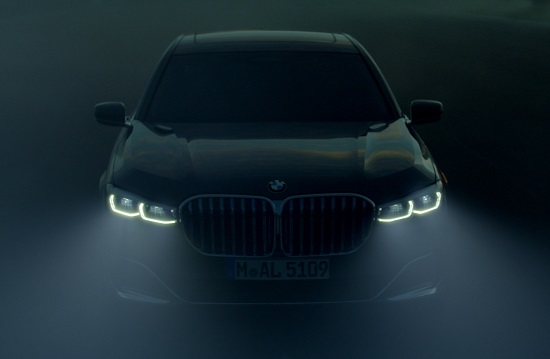 How the New BMW 7 Series Was Propelled into English Skies without a Single Sighting