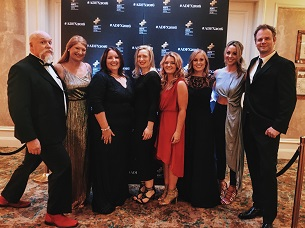 Rothco Steals the Spotlight at ADFX Awards with Orchard Thieves