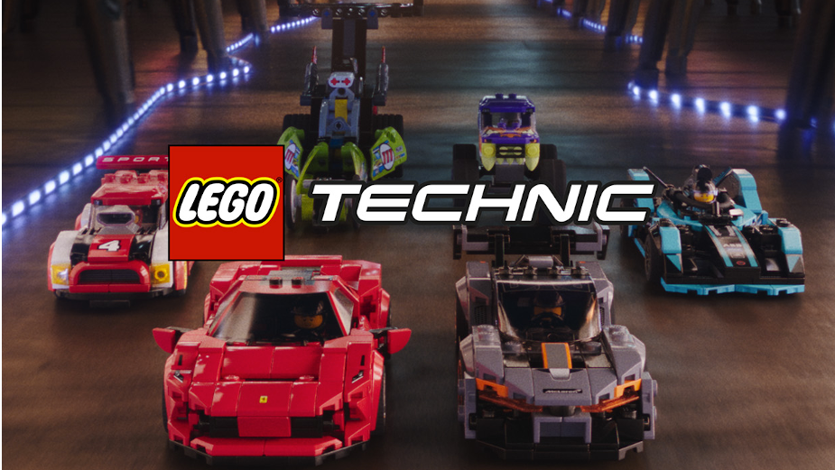 HighlyUnlikely Goes High Speed in 'Drive What You Love' Commercial For The Lego Agency