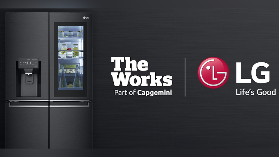 LG Appoints The Works for Brand Communications Across Portfolio