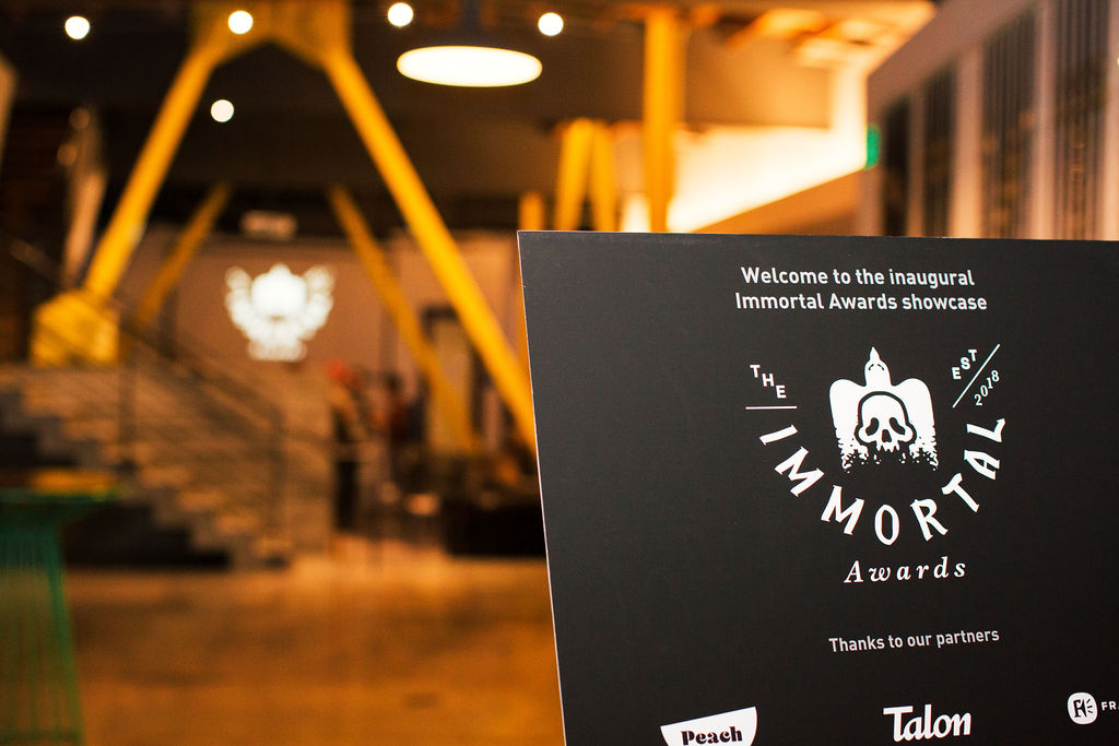 See What Happened as The Immortal Awards Showcase Stopped in LA