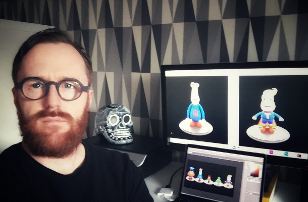 5 Minutes with… Laurence O'Byrne