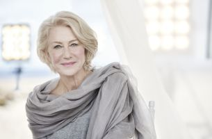 Helen Mirren Welcomes New 'Golden Age' for L'Oréal Age Perfect