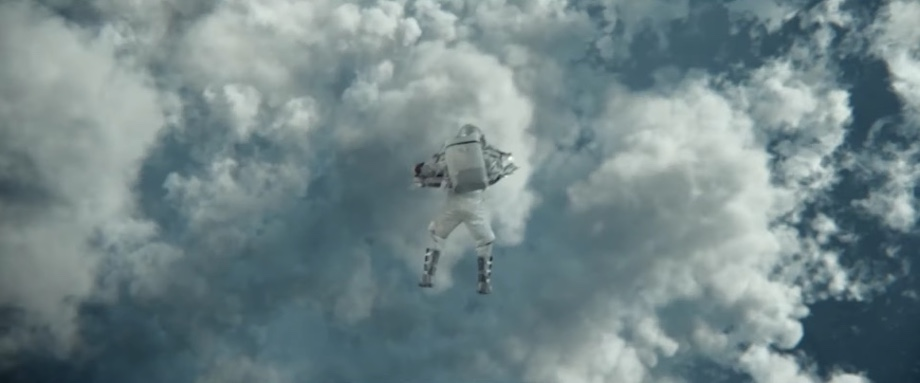 L&P Launches New Platform, By Launching Man Off Platform (In Space)