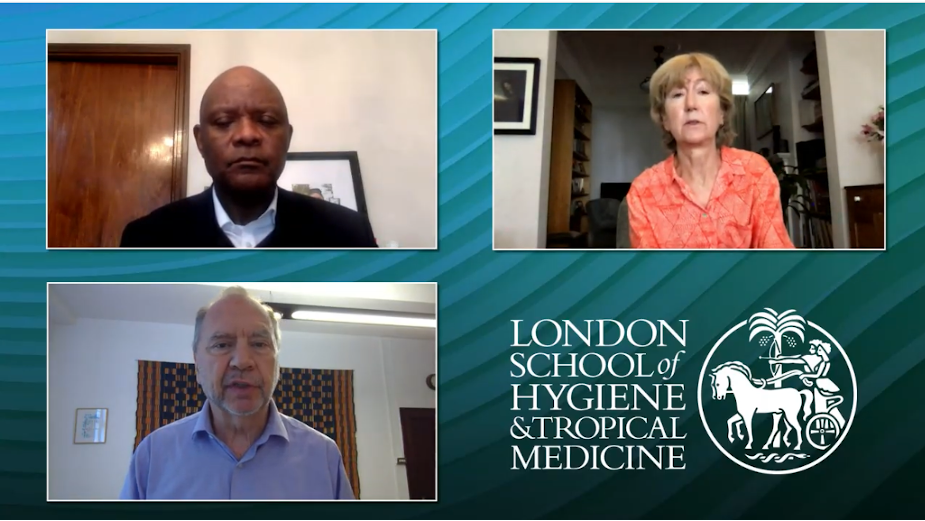 Leading Global Virologists and the Guardian Join LSHTM's Q&A Broadcast