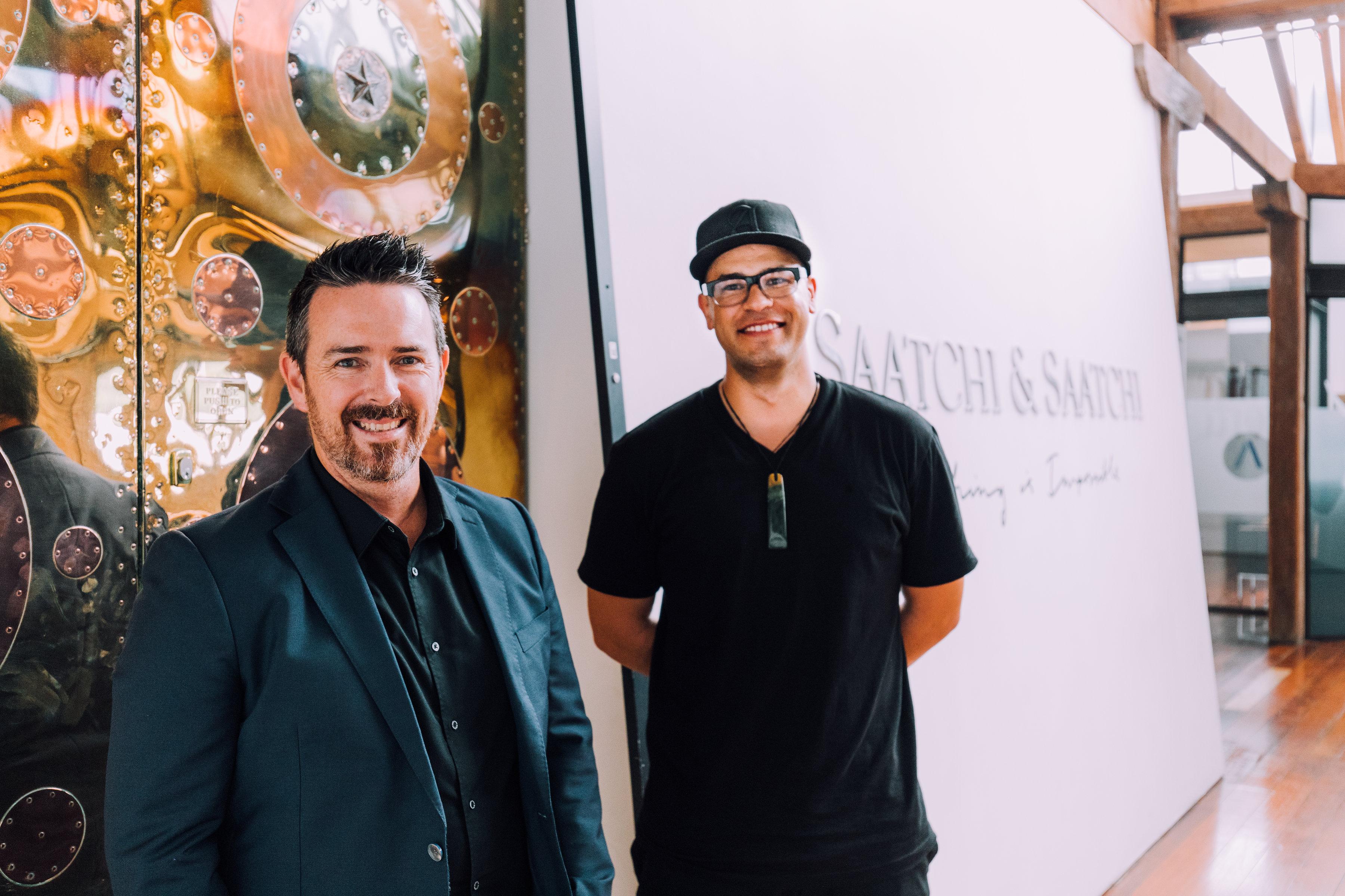 NZ Content Agency Frontside and Founder Robett Hollis Join Saatchi & Saatchi New Zealand