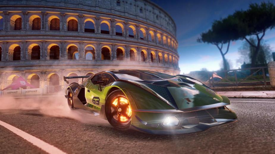 Gameloft for brands and Lamborghini Partner to Bring Lamborghini Essenza SCV12 Challenge to Players Worldwide