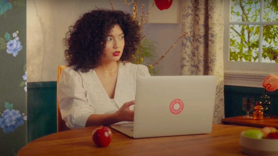 Snow White and Dracula Launch Their Dream Businesses with Help from Squarespace