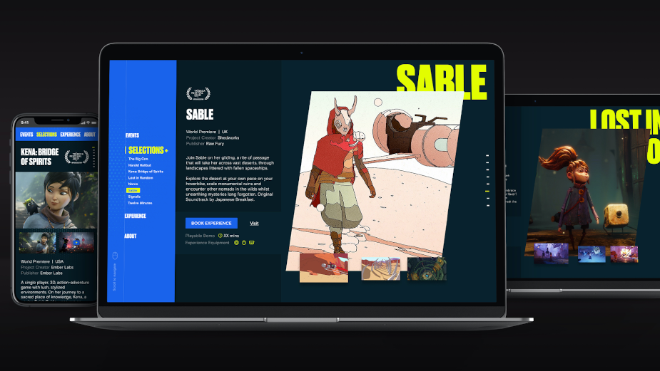 Akcelo Launches Innovative Game Experience Platform for Tribeca Festival