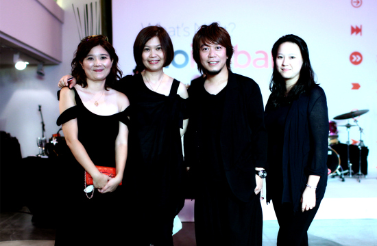 Trio Isobar Launched in China