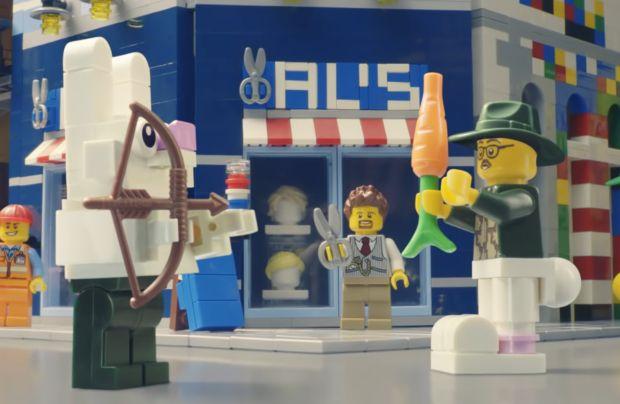 Your Shot: How BETC Rebuilt LEGO's World of Limitless Creativity