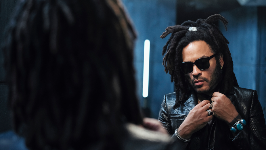 Rock Icon Lenny Kravitz Embodies the Spirit of Y for Yves Saint Laurent Beauty