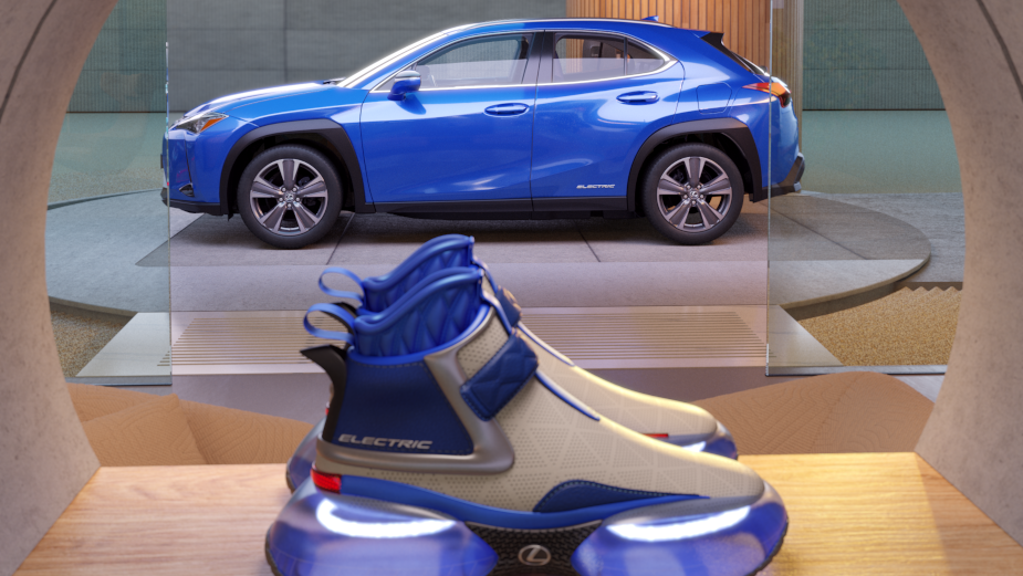 Lexus Feels Like No Other in All Electric UX Campaign