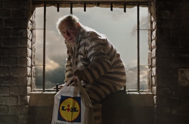 Your Shot: The Festive Film Magic of Lidl's Christmas Behind Bars