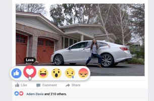 Chevrolet Loves Facebook Reactions in New Ad from Commonwealth//McCann