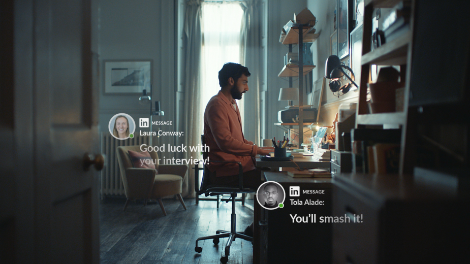 LinkedIn 'Plants' Message of Career Growth in Latest Campaign